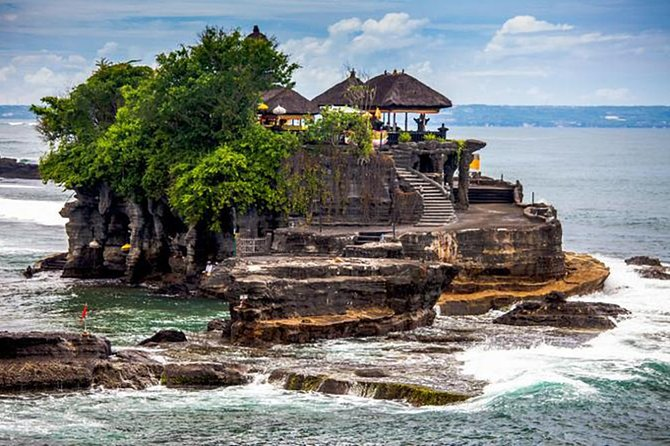 The Temple of Tanah Lot