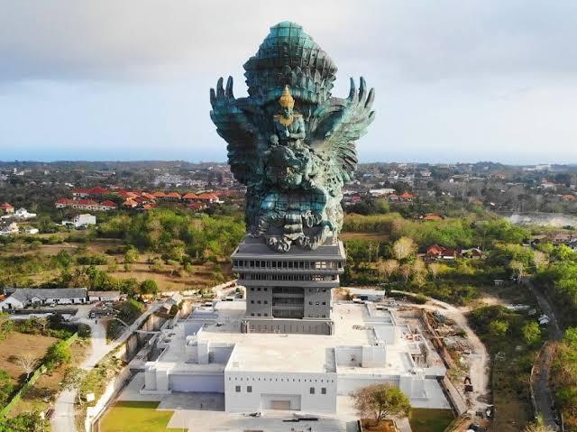 The Amazing Garuda Wisnu Kencana (GWK)