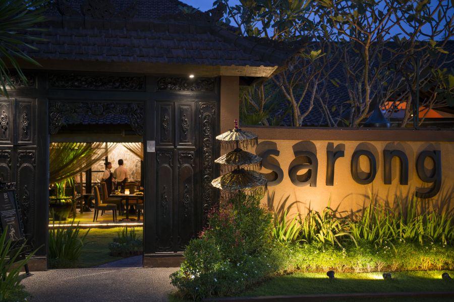 Sarong Restaurant Seminyak