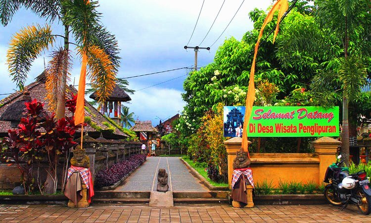 Cultural Preservation of Penglipuran Village