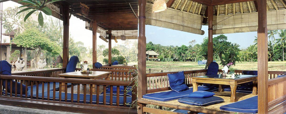 Bebek Dengil Restaurant in Ubud