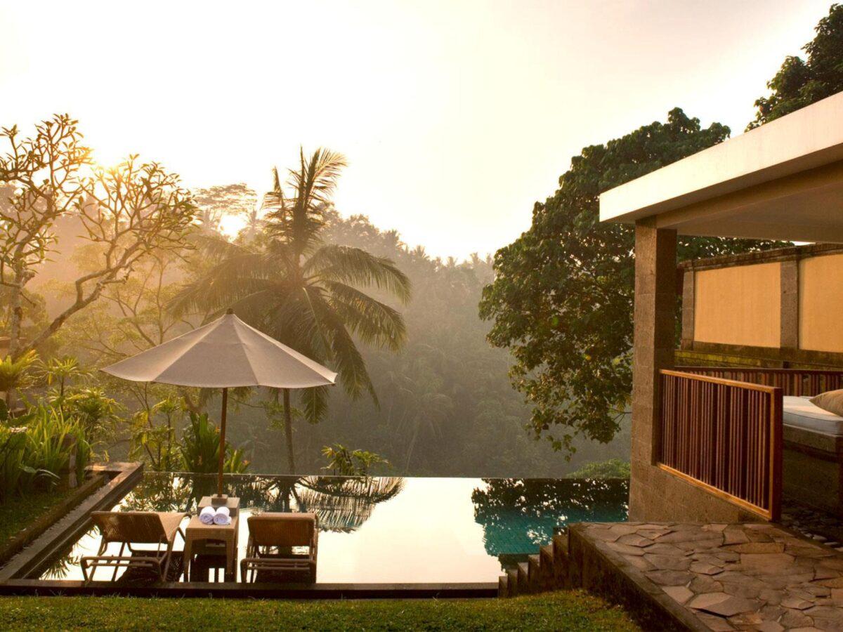 Kamandalu Hotel Ubud