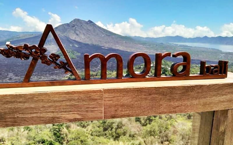 The Amora Bali Restaurant