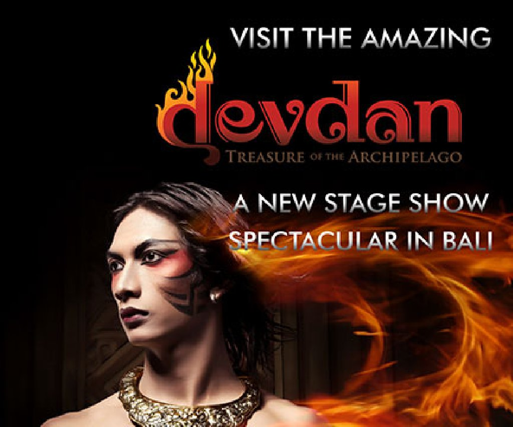 Nusa Dua Theater of Devdan Show