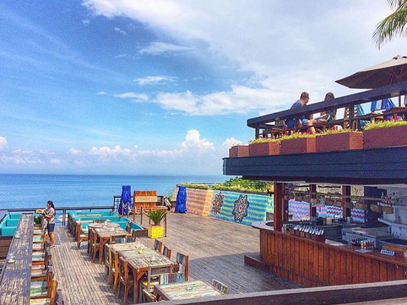 Single Fin Cafe Uluwatu