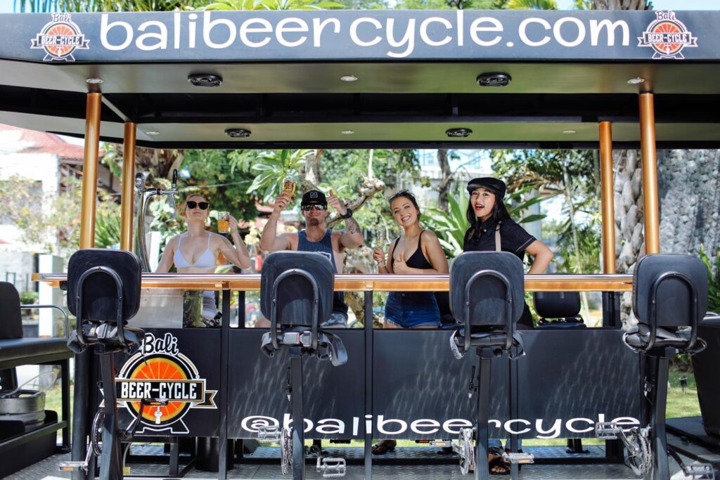 The Uniqueness of Bali Beer Cycle