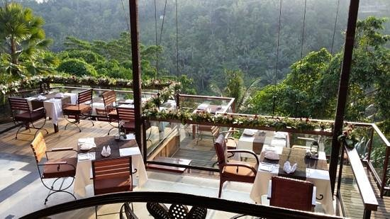 La View Restaurant Ubud