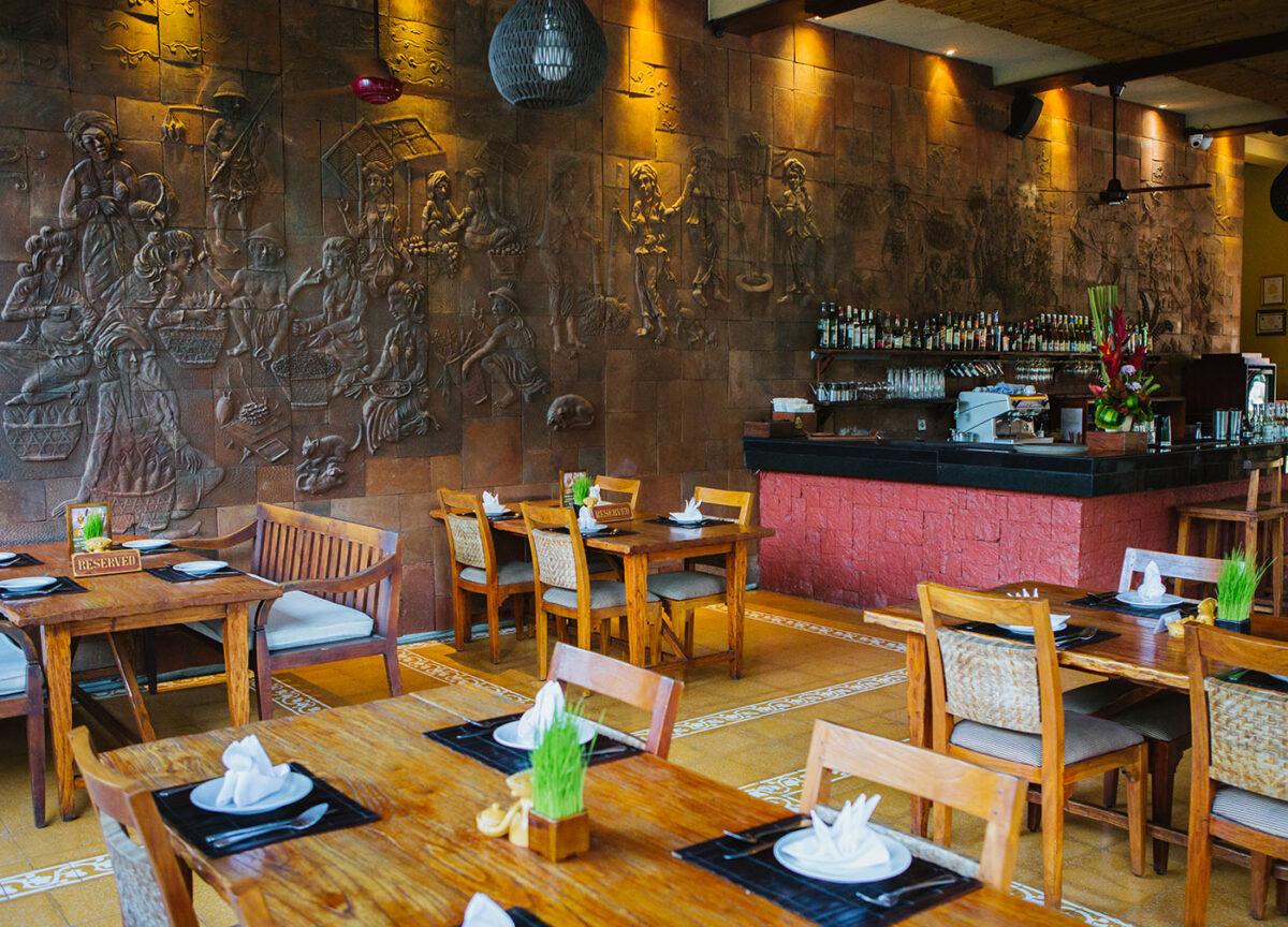 Gabah Restaurant Bali and Bar
