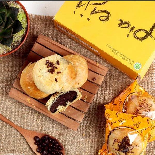 The Most Delicious Souvenirs, Pia Legong